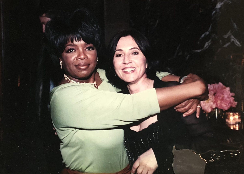 Anastasia and Oprah 1998