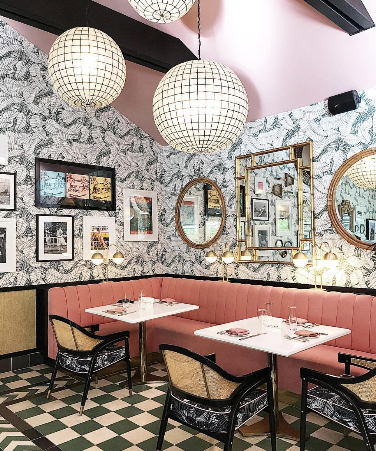 Modernism Week- Diner