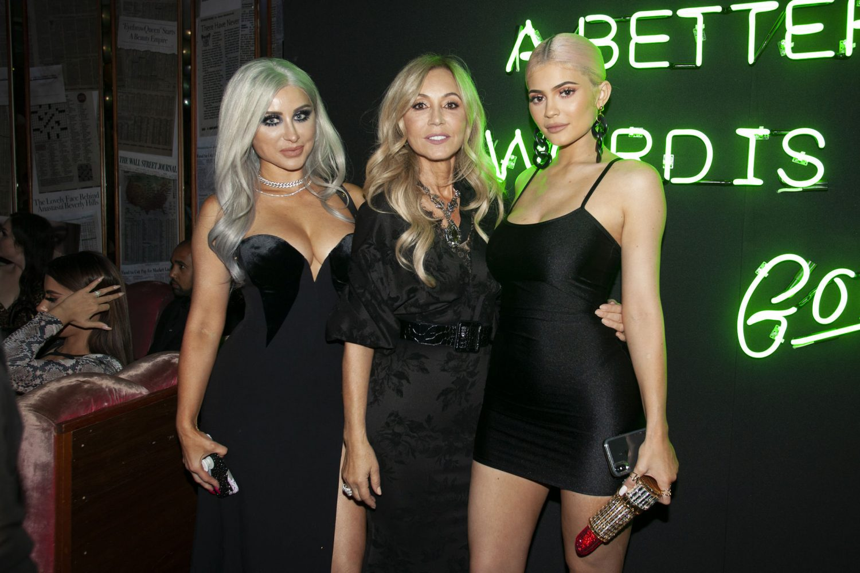 Norvina, Anastasia Soare, Kylie Jenner