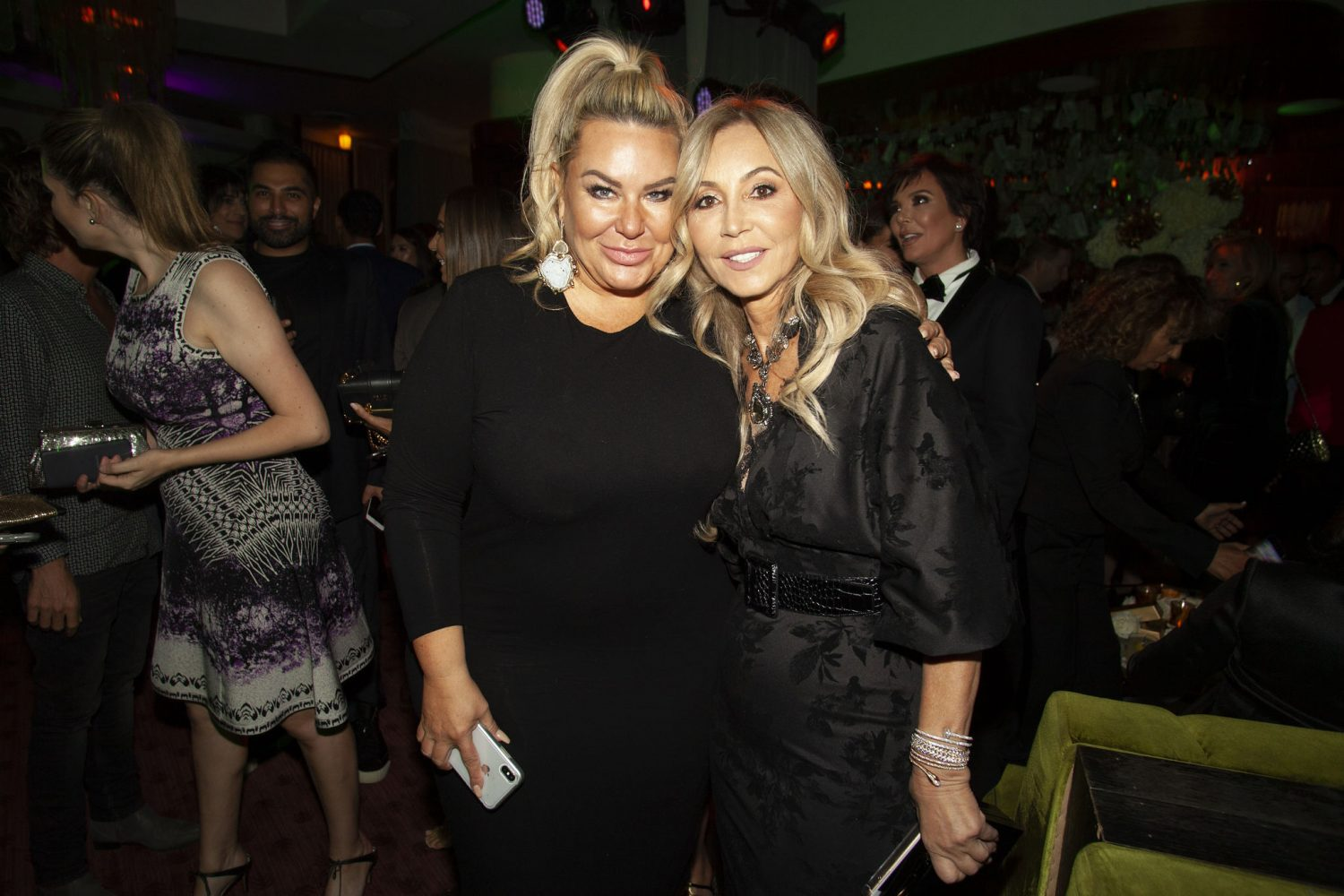 Kimberly McDonald and Anastasia Soare