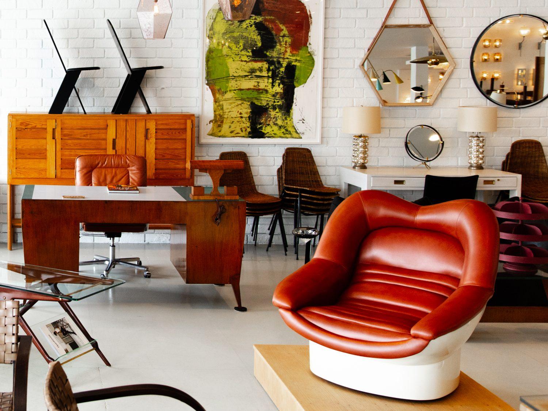 Orange Furniture 5